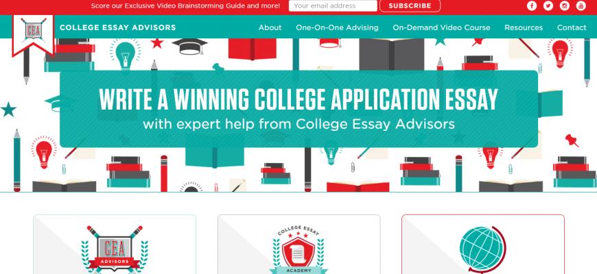 CollegeEssayAdvisors.com