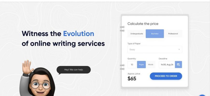 evolutionwriters.com website